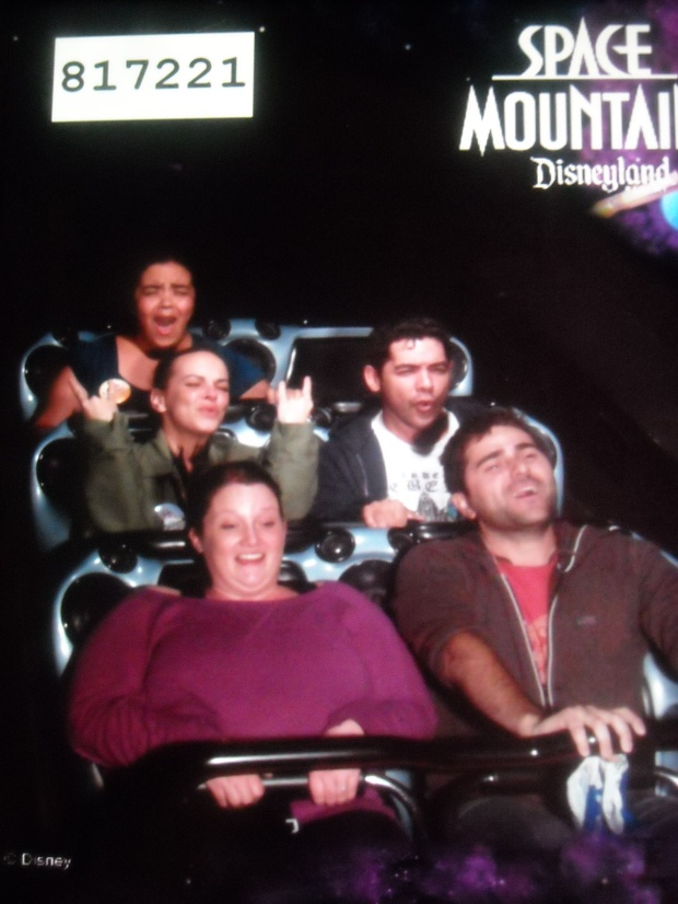 Yup. My face here pretty much sums up how I feel about this ride.