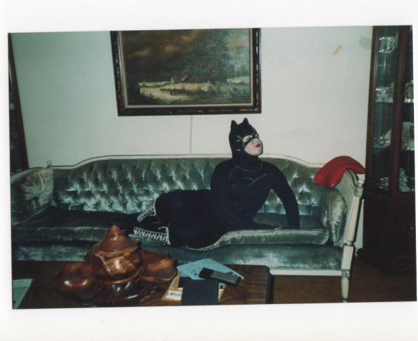Me as Catwoman from Batman Returns - 1992