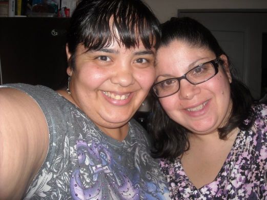 Me and my sister